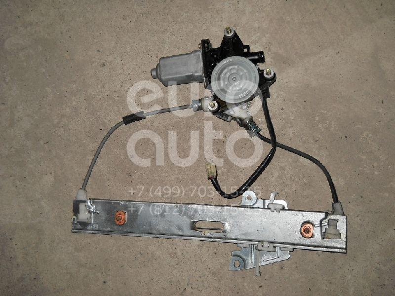 Стеклоподъемник электр. задний левый для Ford Maverick 2001-2006 - Фото №1