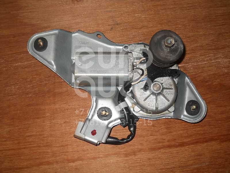 Моторчик стеклоочистителя задний для Honda Accord VI 1998-2002 - Фото №1