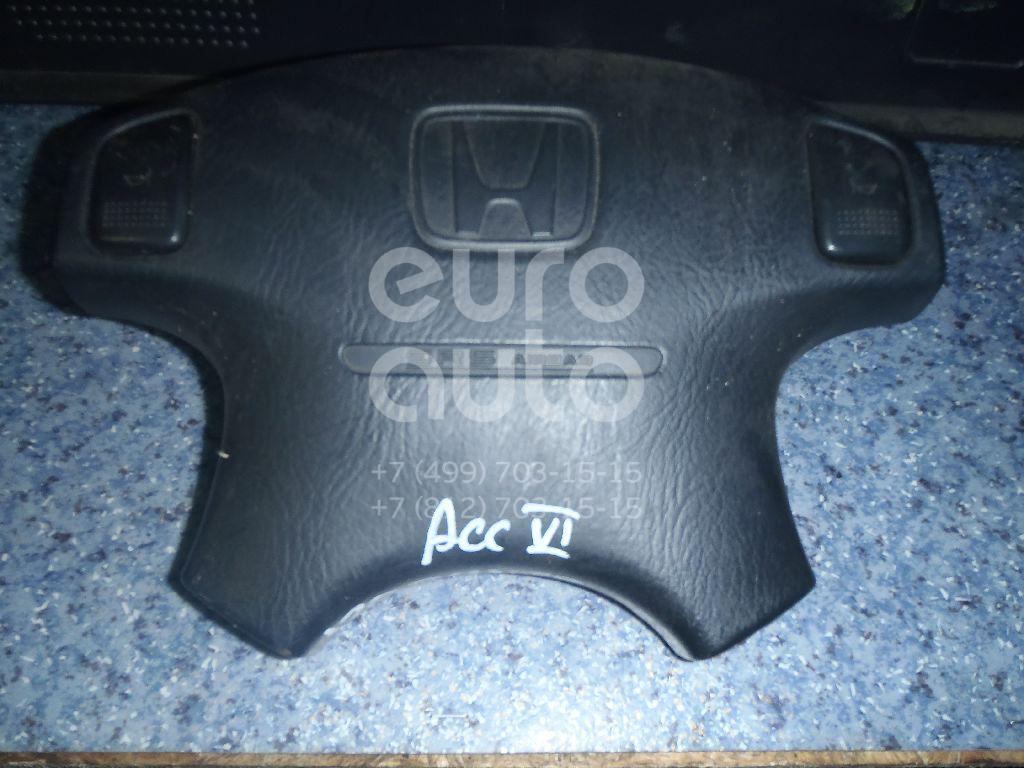 Подушка безопасности в рулевое колесо для Honda Accord VI 1998-2002 - Фото №1