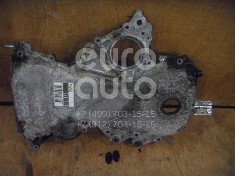Крышка двигателя передняя для Toyota Avensis II 2003-2008;Avensis I 1997-2003;Corolla E11 1997-2001;Celica (ZT23#) 1999-2005;RAV 4 2000-2005;Corolla E12 2001-2007;Auris (E15) 2006-2012;Corolla E15 2006-2013;Matrix 2001-2008 - Фото №1