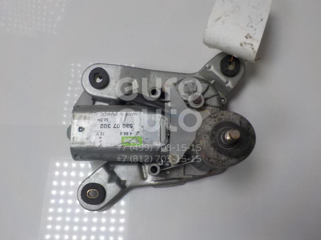Моторчик стеклоочистителя задний для Honda Civic (MA, MB 5HB) 1995-2001 - Фото №1
