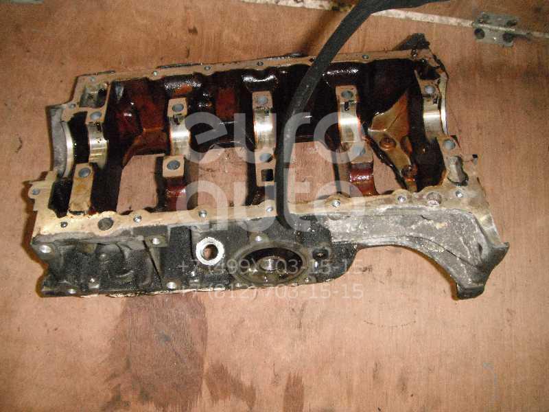 Поддон масляный двигателя для Peugeot 307 2001-2007 - Фото №1