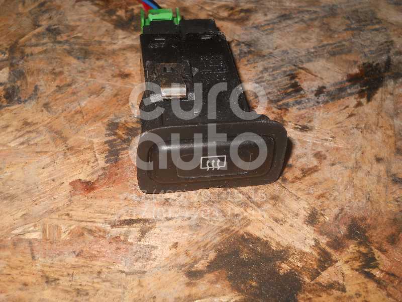 Кнопка обогрева заднего стекла для Honda Civic (MA, MB 5HB) 1995-2001 - Фото №1