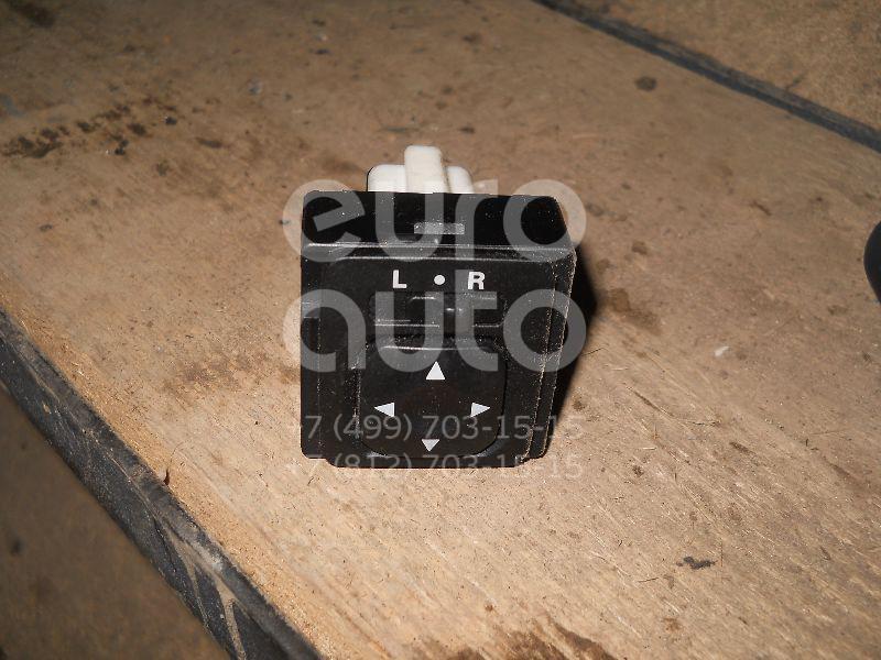 Переключатель регулировки зеркала для Mitsubishi Lancer (CS/Classic) 2003-2008;Space Wagon (N8,N9) 1998-2004;Galant (DJ,DM) 2003-2012;Pajero Pinin (H6,H7) 1999-2005;Outlander (CU) 2001-2008;Lancer (CX,CY) 2007>;Outlander XL (CW) 2006-2012 - Фото №1
