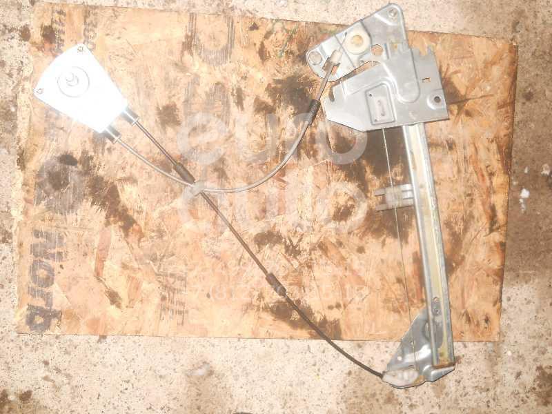 Стеклоподъемник механ. задний правый для Mazda 323 (BA) 1994-1998 - Фото №1