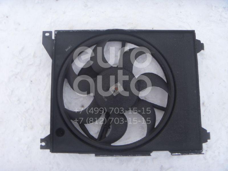 Вентилятор радиатора для Kia Magentis 2000-2005 - Фото №1