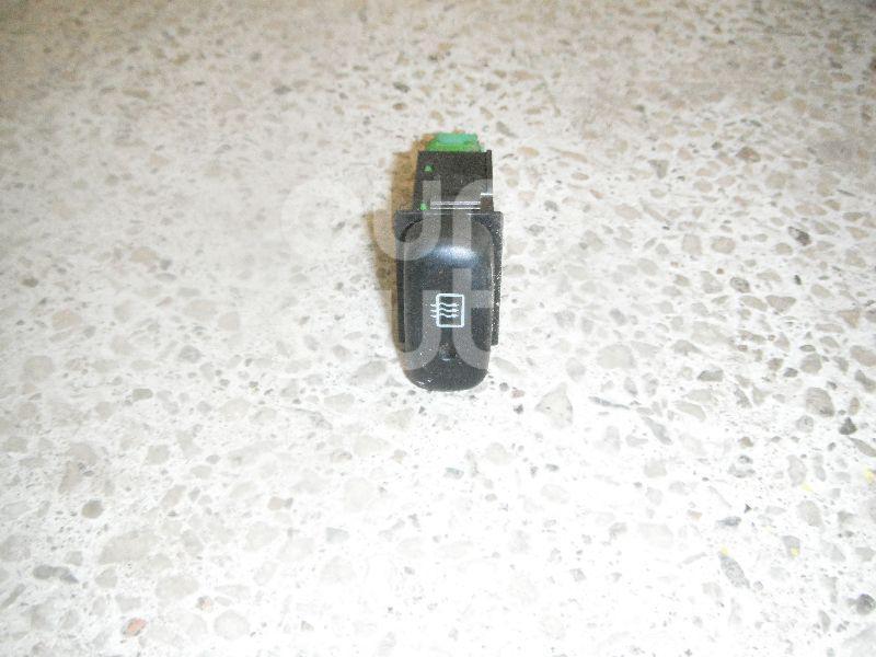 Кнопка обогрева заднего стекла для Suzuki Grand Vitara 1998-2005;Baleno 1995-1998;Baleno 1998-2007;Ignis (HT) 2000-2005;Wagon R+(MM) 2000-2008 - Фото №1