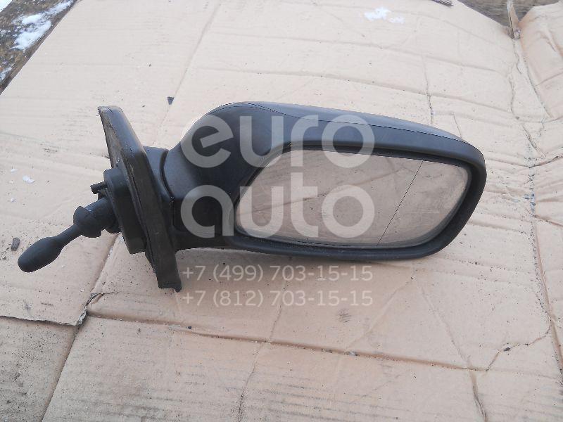 Зеркало правое механическое для Toyota Corolla E12 2001-2006 - Фото №1