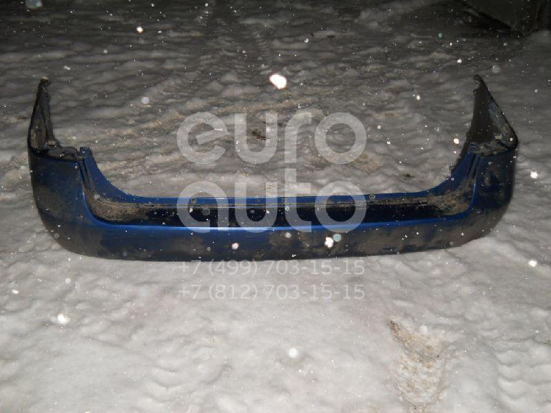 Бампер задний для Mazda MPV II (LW) 1999-2006 - Фото №1