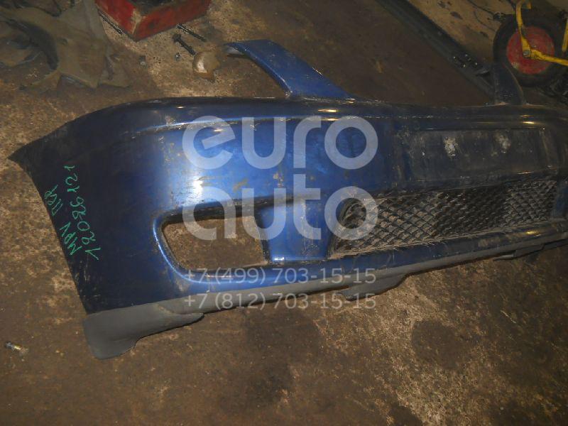 Бампер передний для Mazda MPV II (LW) 1999-2006 - Фото №1