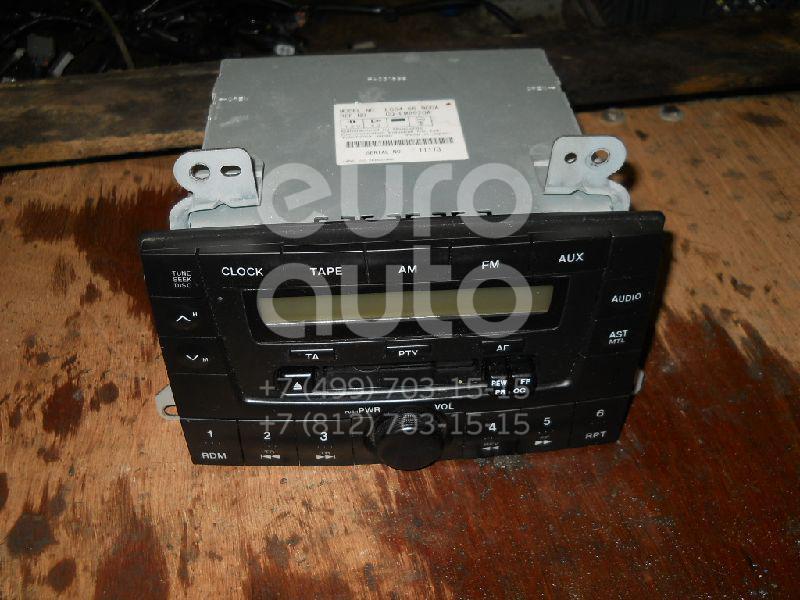 Магнитола для Mazda MPV II (LW) 1999-2006 - Фото №1
