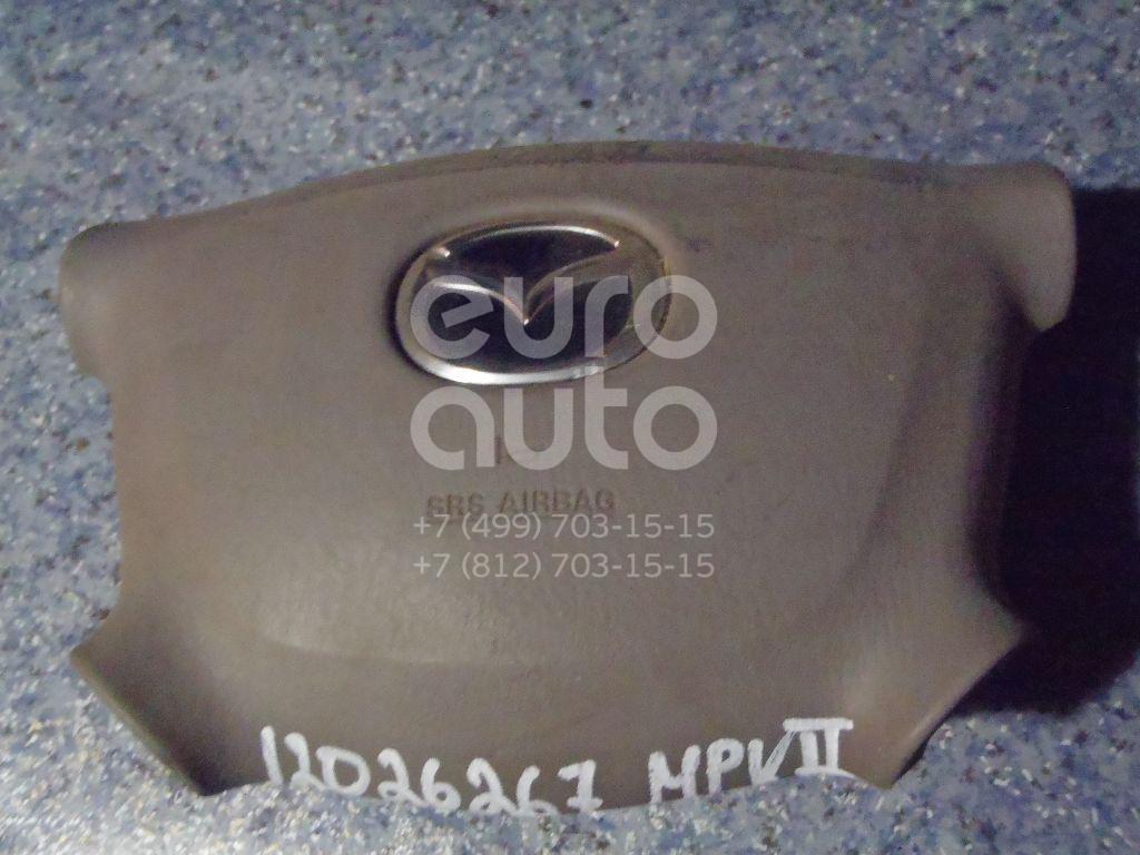 Подушка безопасности в рулевое колесо для Mazda MPV II (LW) 1999-2006 - Фото №1