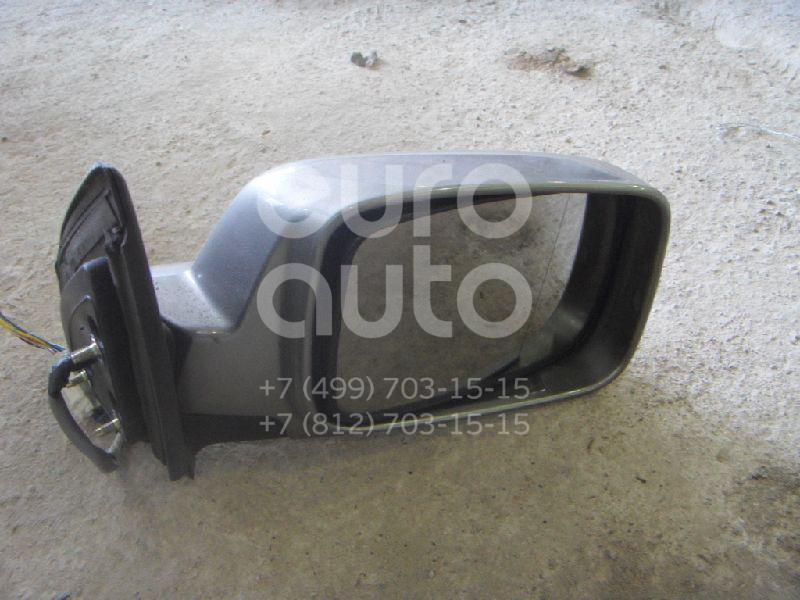 Зеркало правое электрическое для Nissan X-Trail (T30) 2001-2006 - Фото №1