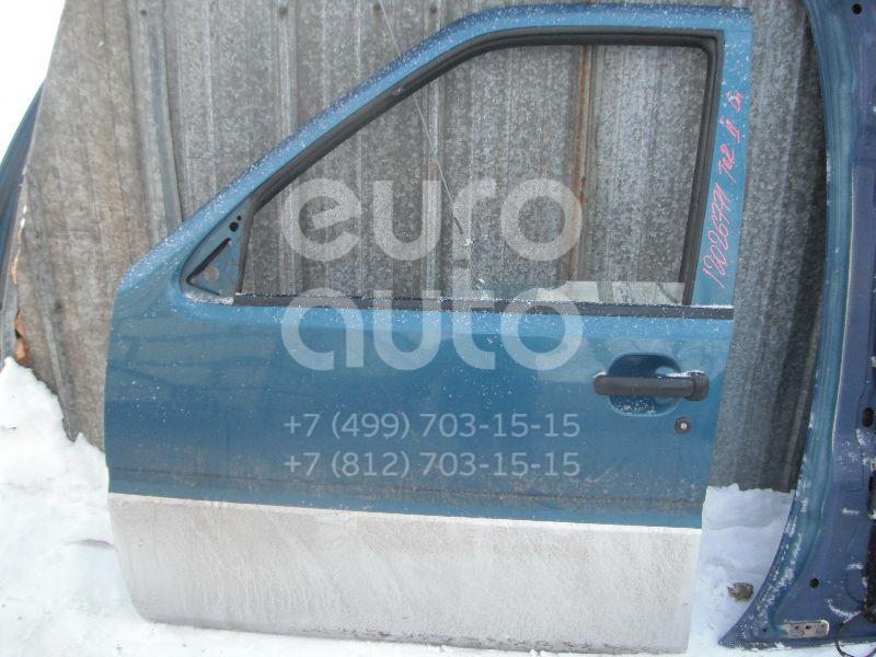 Дверь передняя левая для Nissan Terrano II (R20) 1993-2006 - Фото №1