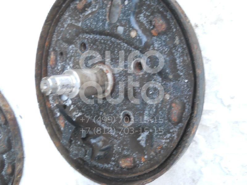 Щит опорный задний левый для Mazda MPV II (LW) 1999-2006 - Фото №1