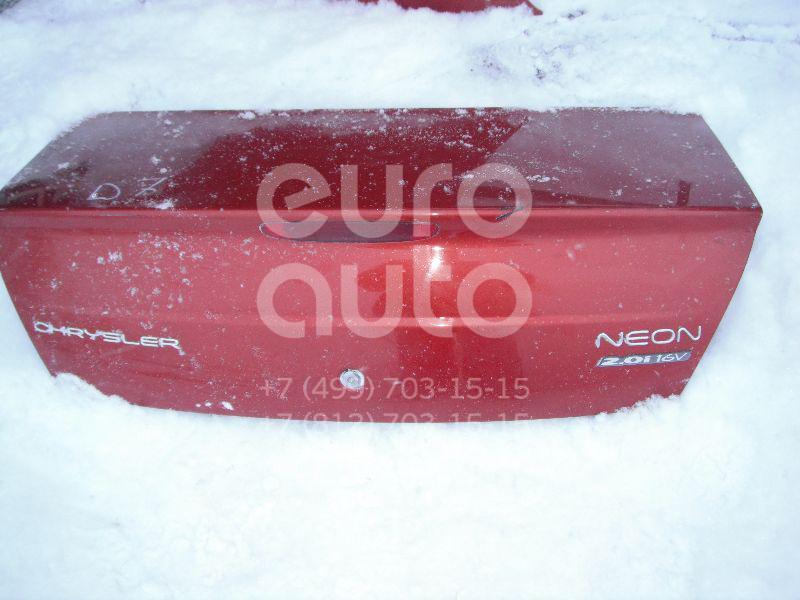 Крышка багажника для Chrysler Neon 1999-2005 - Фото №1