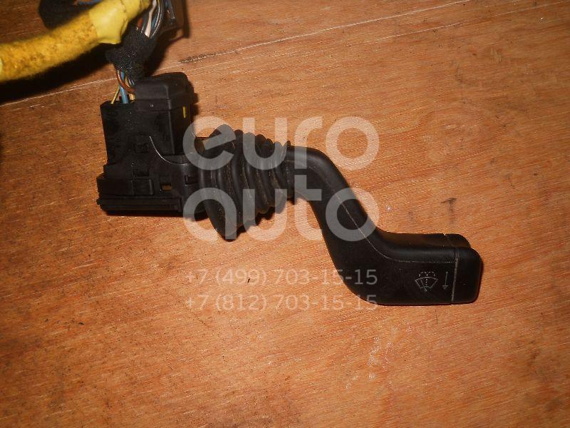 Переключатель стеклоочистителей для Opel Vectra B 1995-1999;Astra F 1991-1998;Astra G 1998-2005;Calibra A 1990-1997;Tigra 1994-2000;Omega B 1994-2003;Vectra A 1988-1995;Corsa B 1993-2000;Agila A 2000-2008;Sintra 1996-1999;Corsa C 2000-2006 - Фото №1