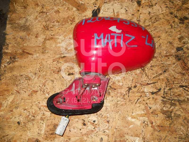 Зеркало левое электрическое для Daewoo Matiz 2001> - Фото №1
