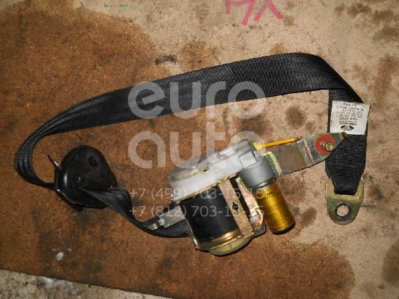Ремень безопасности с пиропатроном для Daewoo Matiz 1998> - Фото №1