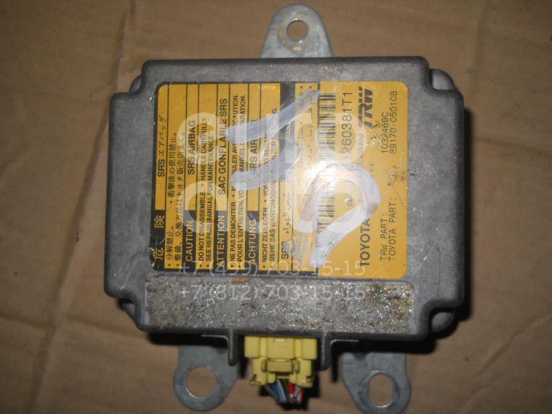 Блок управления AIR BAG для Toyota Carina E 1992-1997 - Фото №1