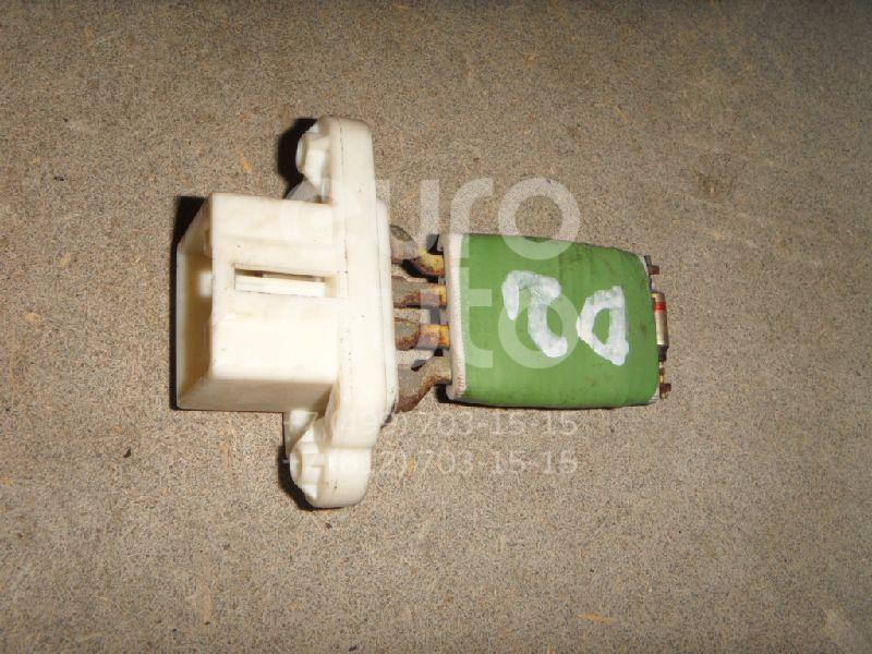 Резистор отопителя для Ford Focus II 2005-2008 - Фото №1