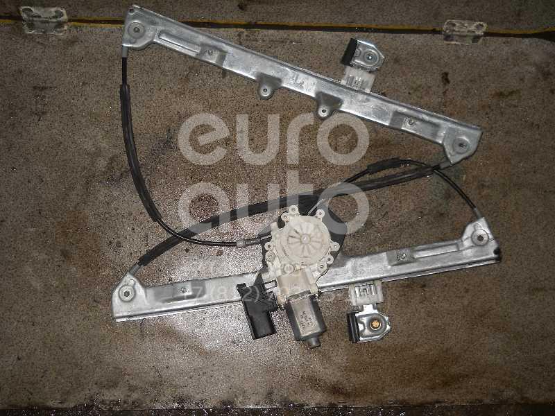Стеклоподъемник электр. передний правый для Mitsubishi Colt (Z3) 2003-2012 - Фото №1