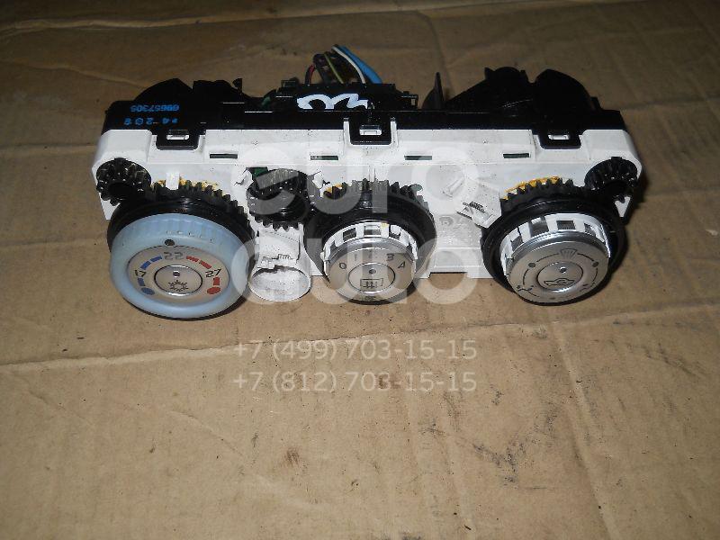 Блок управления отопителем для Mitsubishi Colt (Z3) 2003-2012 - Фото №1