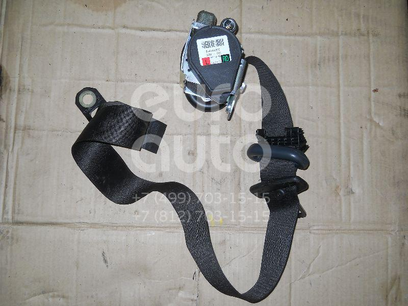 Ремень безопасности с пиропатроном для Mitsubishi Colt (Z3) 2003-2012 - Фото №1
