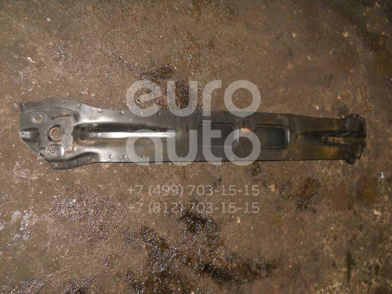 Усилитель переднего бампера для Mitsubishi Colt (Z3) 2003-2012 - Фото №1