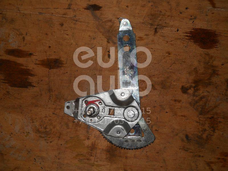 Стеклоподъемник механ. задний левый для Daewoo,Opel Nexia 1995-2016;Kadett E 1984-1994 - Фото №1