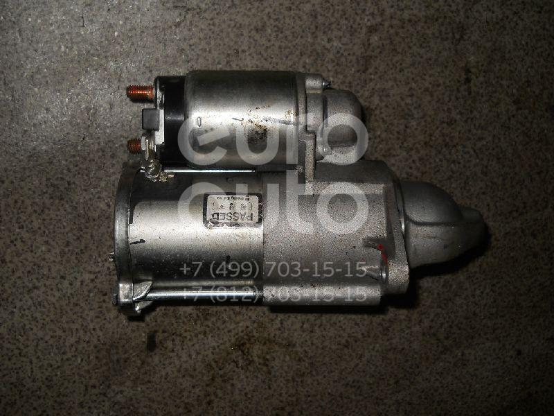 Стартер для Chevrolet Aveo (T200) 2003-2008;Aveo (T250) 2005-2011 - Фото №1