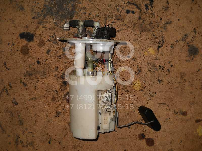 Насос топливный электрический для Chevrolet Aveo (T250) 2005-2011 - Фото №1