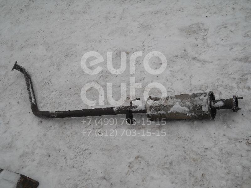 Средняя часть глушителя для Chevrolet Aveo (T250) 2005-2011 - Фото №1