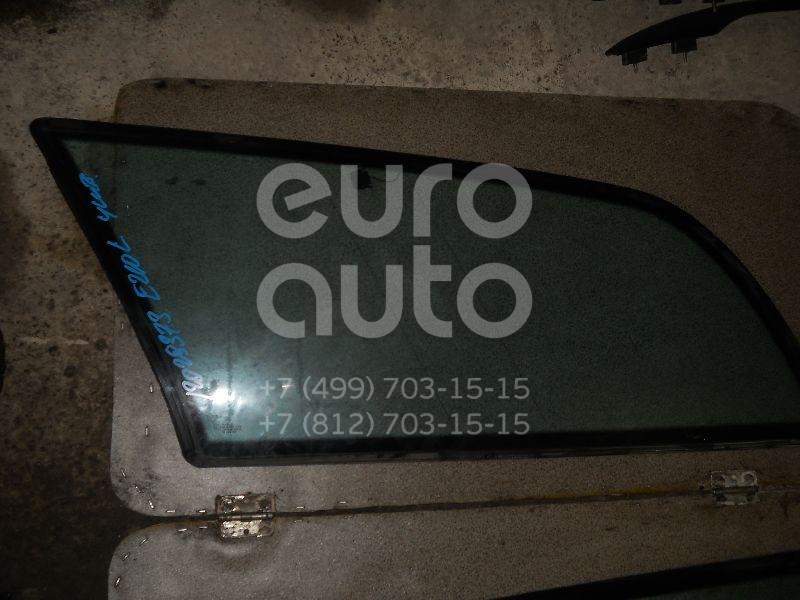 Стекло кузовное глухое левое для Mercedes Benz W210 E-Klasse 1995-2000 - Фото №1
