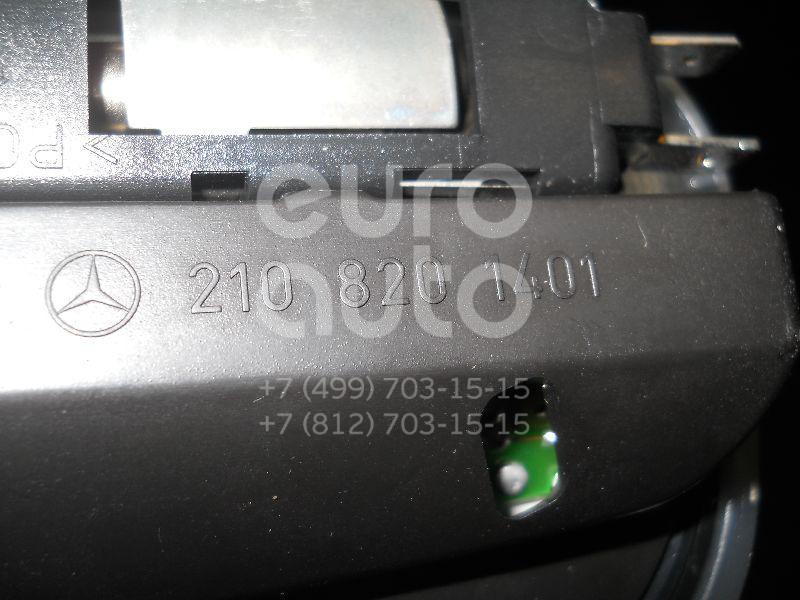 Дисплей информационный для Mercedes Benz W210 E-Klasse 1995-2000;C208 CLK coupe 1997-2002;W215 CL coupe 1999-2006;C209 CLK coupe 2002-2010;VANEO W414 2001-2006 - Фото №1