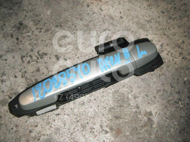 Ручка двери передней наружная левая для Toyota Avensis II 2003-2008 - Фото №1