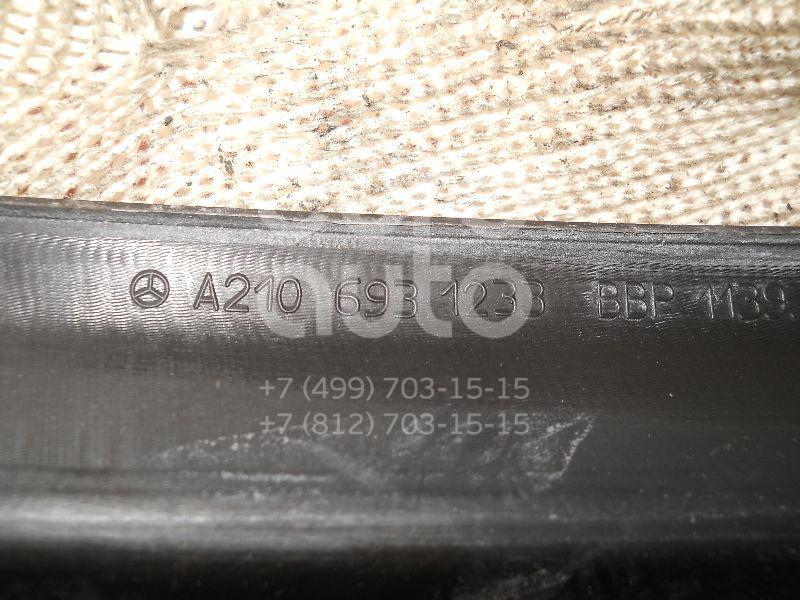 Водосток для Mercedes Benz W210 E-Klasse 1995-2000;W210 E-Klasse 2000-2002 - Фото №1