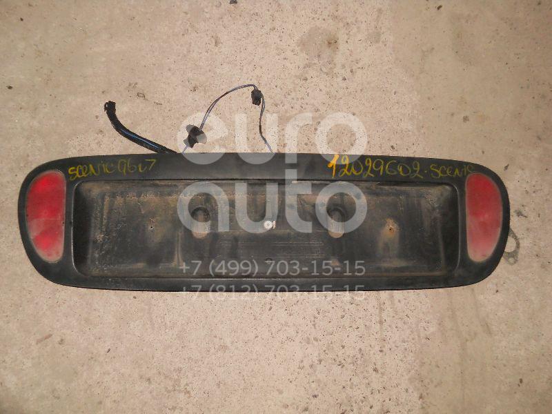 Накладка двери багажника для Renault Scenic 1996-1999 - Фото №1