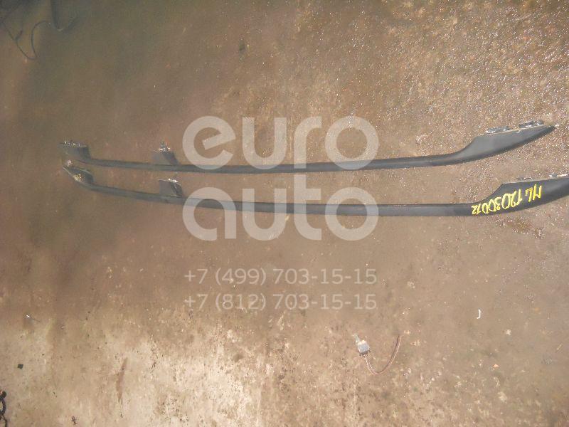 К-кт рейлингов (планки на крышу) для Mercedes Benz W163 M-Klasse (ML) 1998-2004 - Фото №1