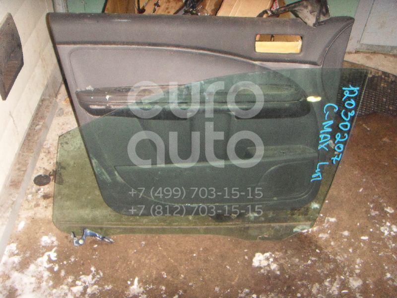 Стекло двери передней левой для Ford C-MAX 2003-2011 - Фото №1