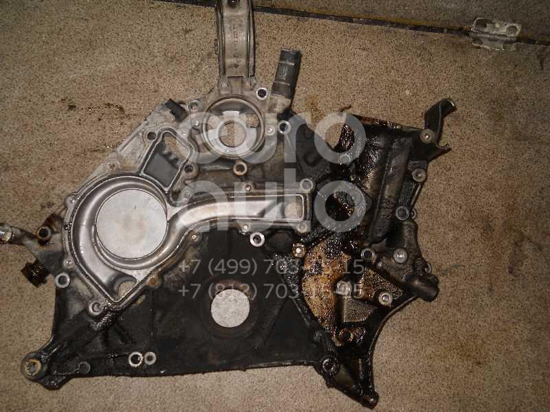 Крышка двигателя передняя для Mercedes Benz W163 M-Klasse (ML) 1998-2004 - Фото №1