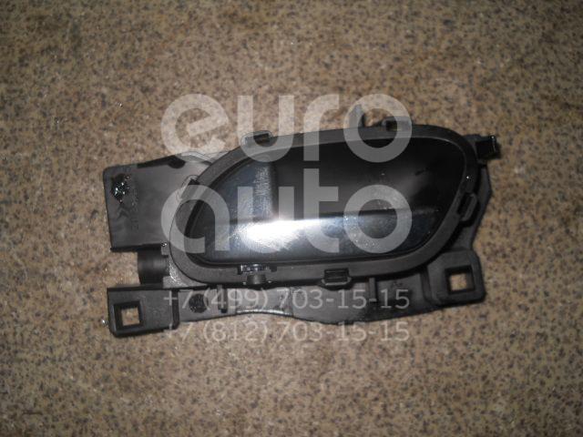 Ручка двери внутренняя левая для Citroen,Peugeot C4 2005-2011;407 2004-2010;C6 2006-2012 - Фото №1