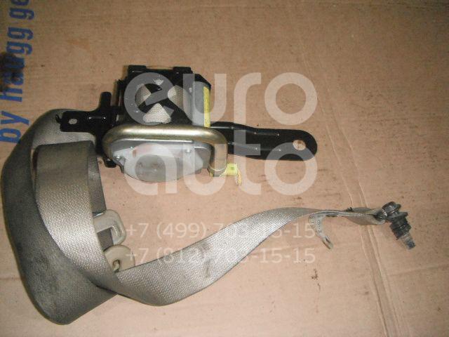 Ремень безопасности с пиропатроном для Nissan X-Trail (T30) 2001-2006 - Фото №1
