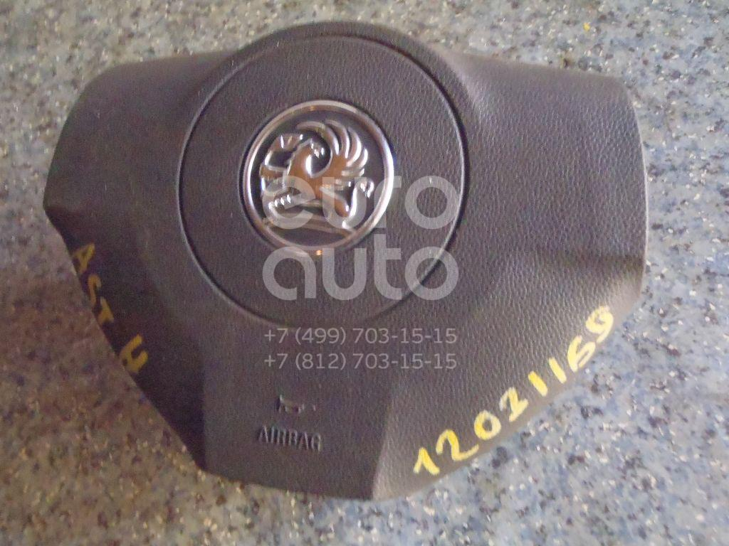 Подушка безопасности в рулевое колесо для Opel Astra H / Family 2004> - Фото №1