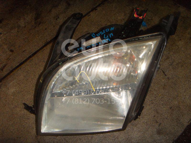 Фара левая для Ford Fusion 2002-2012 - Фото №1