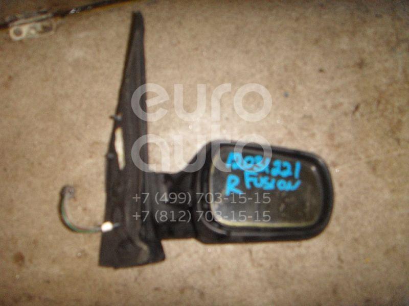 Зеркало правое электрическое для Ford Fusion 2002-2012 - Фото №1