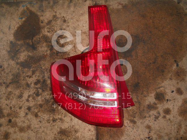 Фонарь задний левый для Citroen C4 2005-2011 - Фото №1