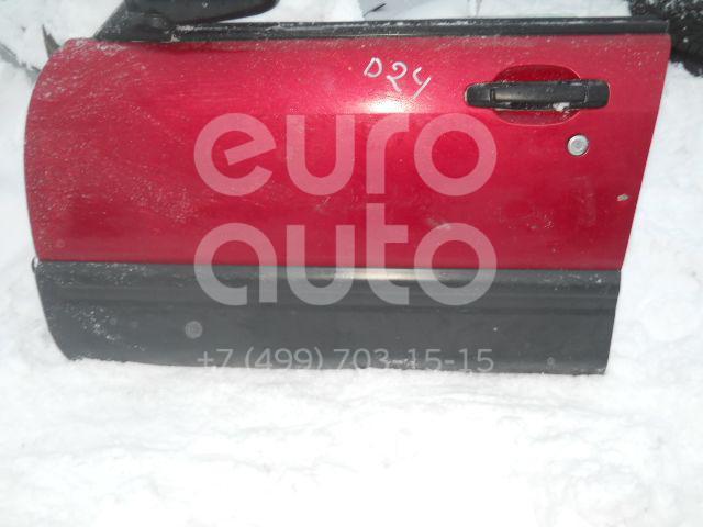 Дверь передняя левая для Subaru Forester (S10) 1997-2000;Forester (S10) 2000-2002 - Фото №1
