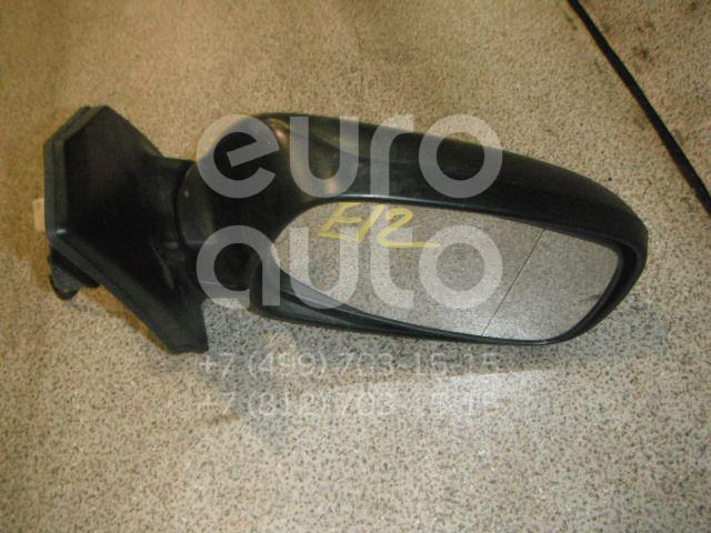 Зеркало правое электрическое для Toyota Corolla E12 2001-2007 - Фото №1