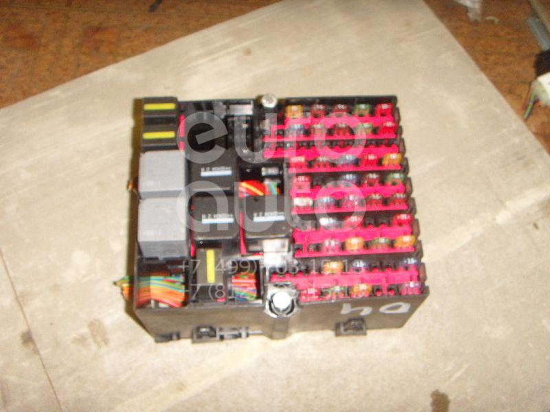 Блок предохранителей для Ford Fusion 2002>;Fiesta 2001-2007 - Фото №1